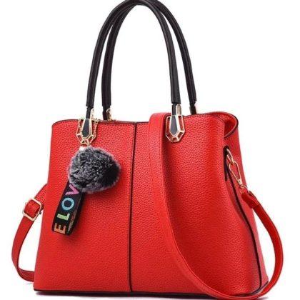 Red Handbag For Women