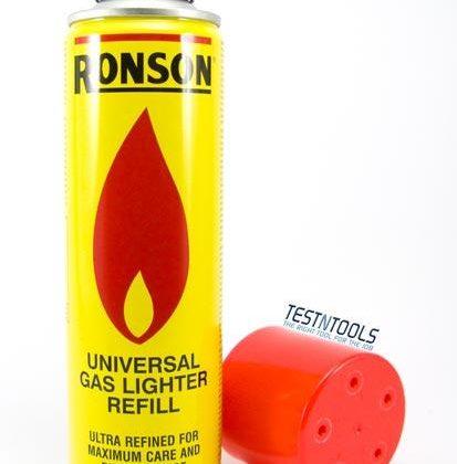 Gas Lighter Refiller – 250 Ml – Yellow