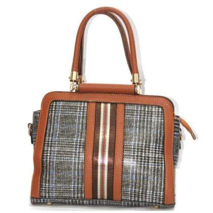 Artificial Leather Handbag For Women