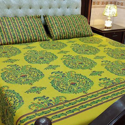 Top Quality BedSheet By Zawa Saeed
