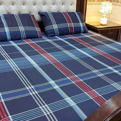 Premium Quality BedSheet By Zawa Saeed